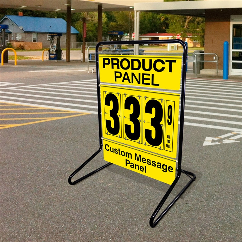 Single Product Ultimate Curb Sign
