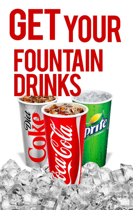 Fountain Drinks Insert