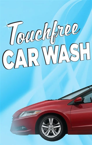 "Insert- ""Touchfree Car Wash"""