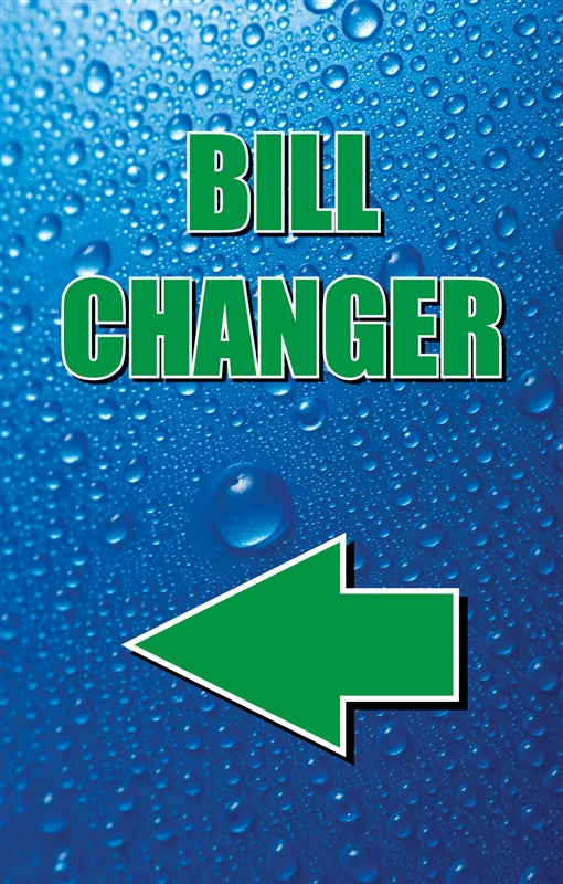 "Insert- ""Bill Changer"" (Left)"