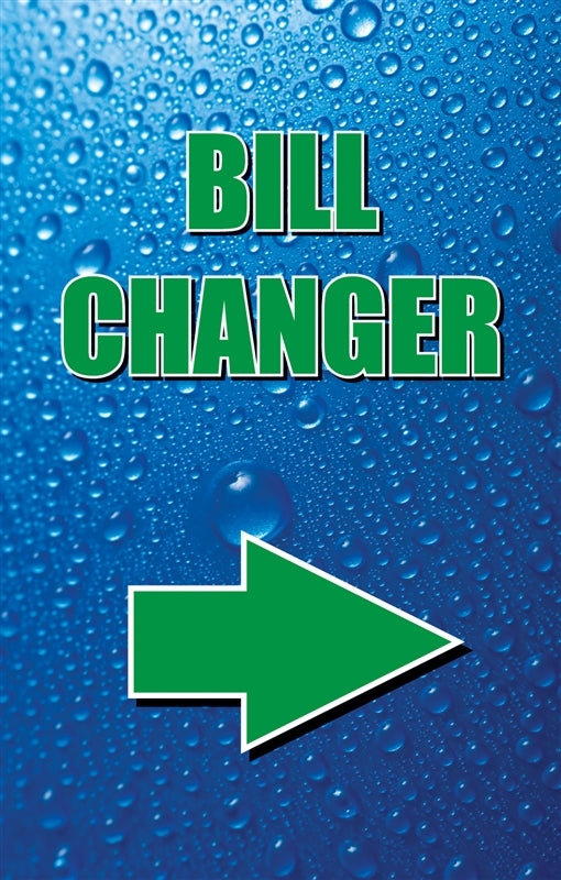 "Insert- ""Bill Changer"" (Right)"