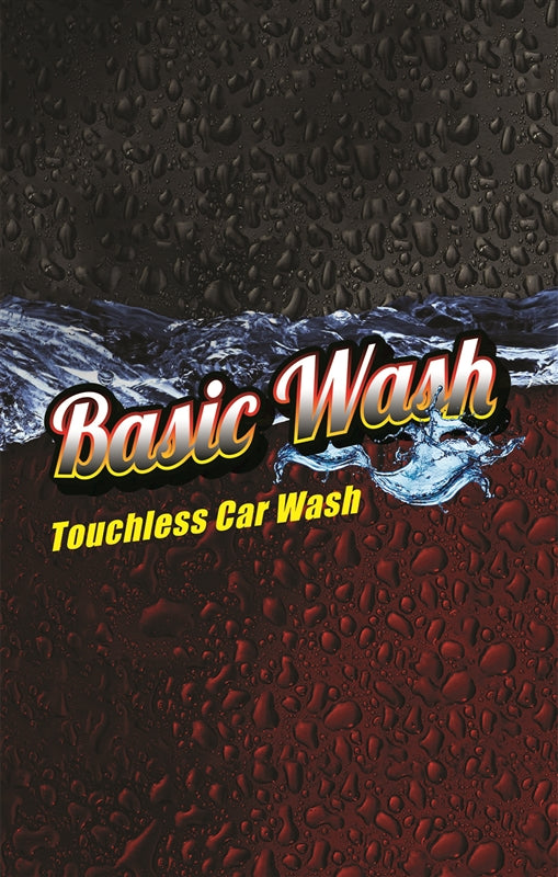 "Basic Wash- 28"" x 44"" .020 Styrene Insert"