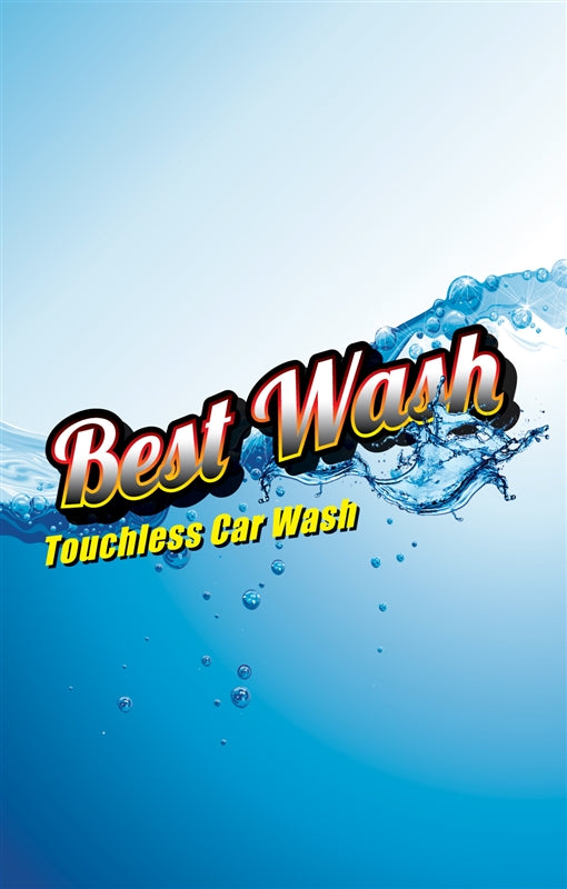 "Best Wash- 28"" x 44"" .020 Styrene Insert"