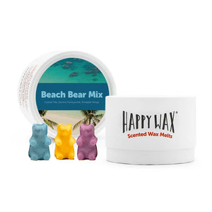 Beach Bear Mix Wax Melts
