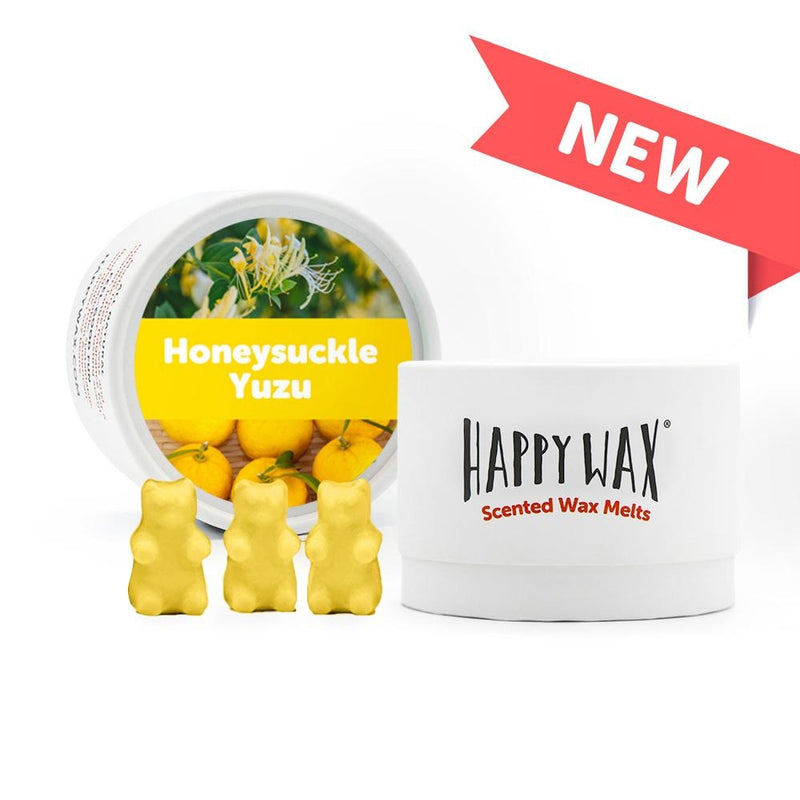 Honeysuckle Yuzu Wax Melts