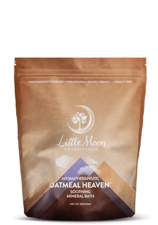 Oatmeal Heaven Soothing Mineral Bath Salt