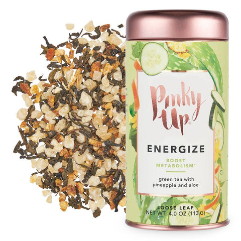 Energize Loose Leaf Tea