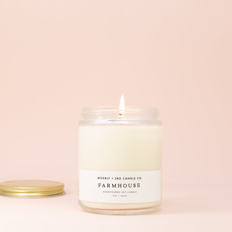 Farmhouse Candle
