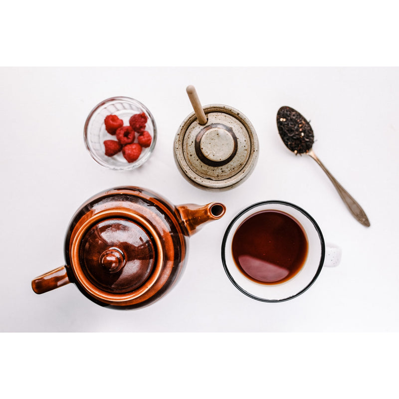 Raspberry Earl Grey Tea