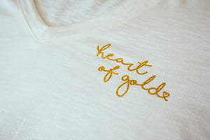 Heart of Gold Graphic Tee