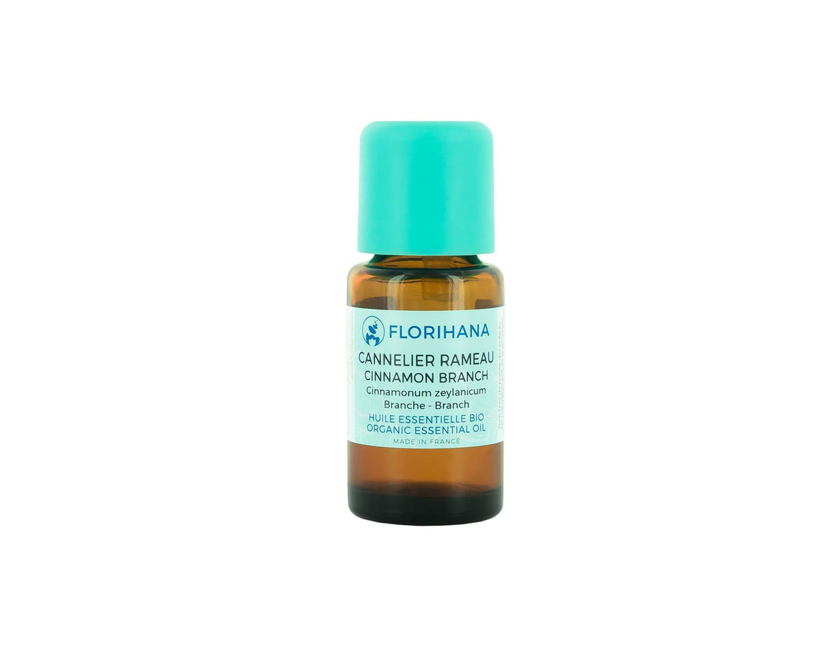 Cinnamon Branch Essential Oil | Organic | 15g (14.56ml) - Petal and Stem