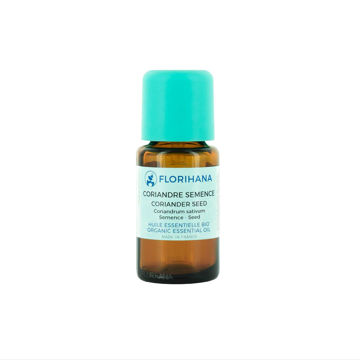 Coriander Seed Essential Oil | Organic | 5g (5.8ml) - Petal and Stem