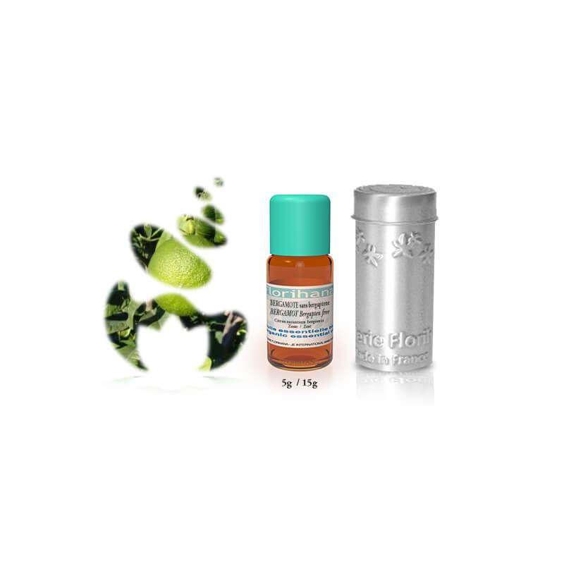 Bergamot Bergapten Free Essential Oil | Organic | 15g (17.34ml) - Petal and Stem