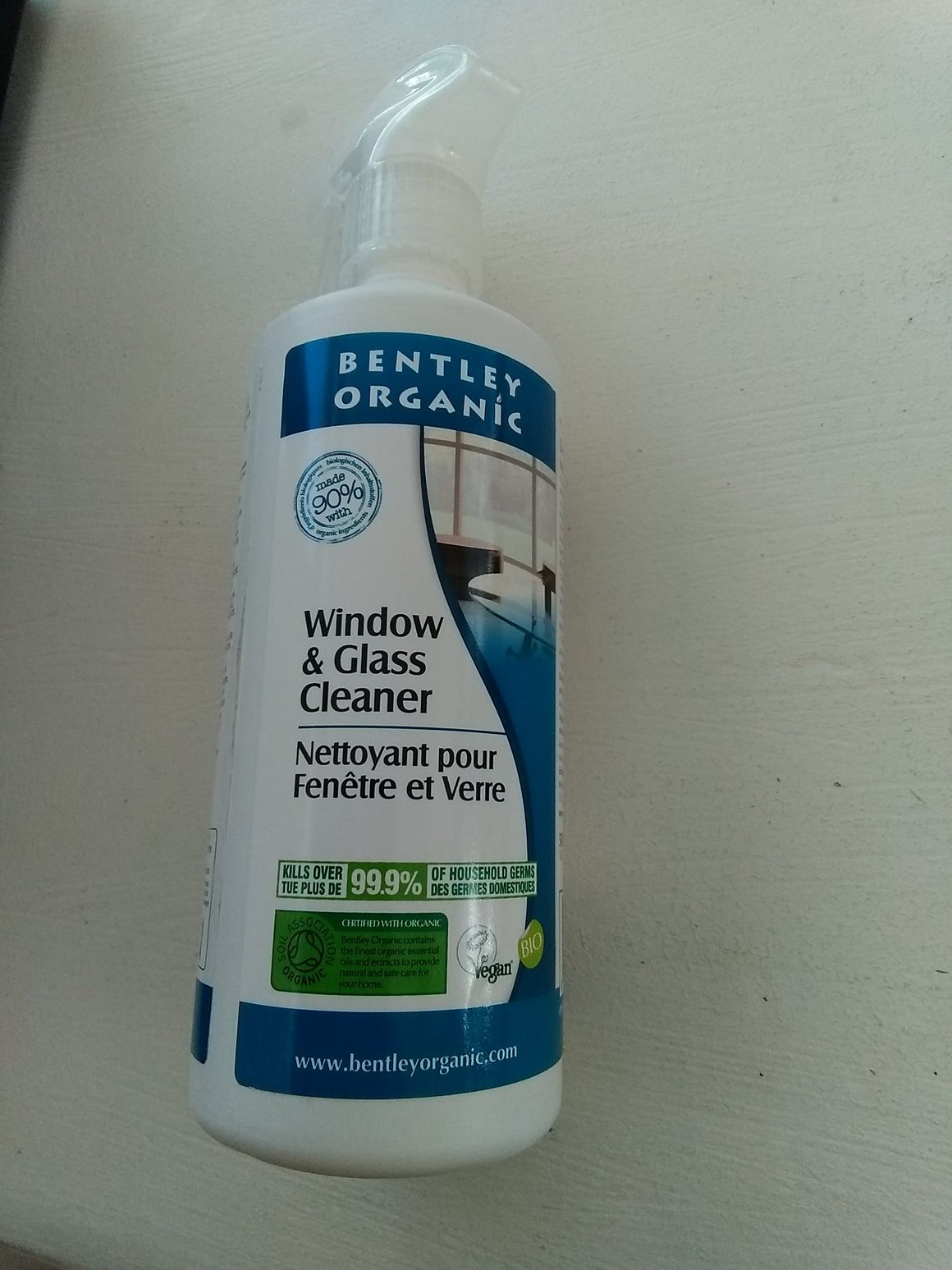 Bentley Organic - Window & Glass Cleaner
