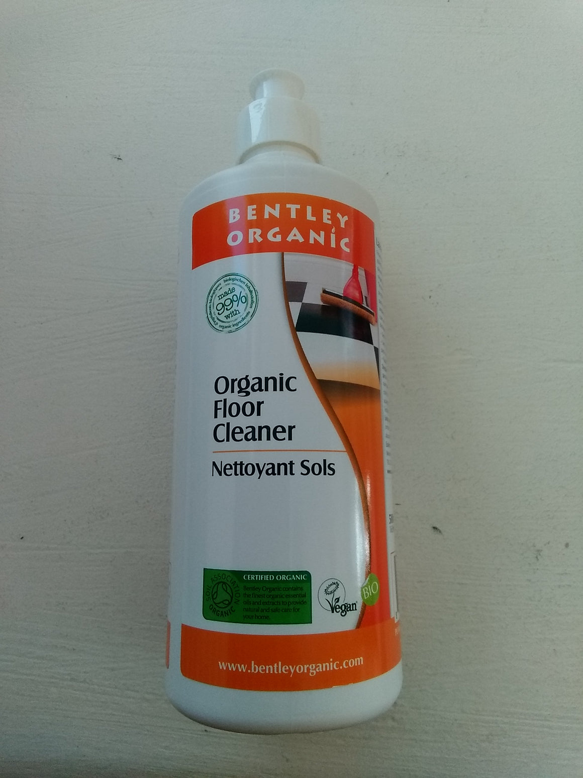 Bentley Organic - Floor Cleaner