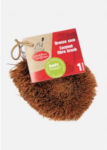 Zero Waste Coco Cleaning Brush