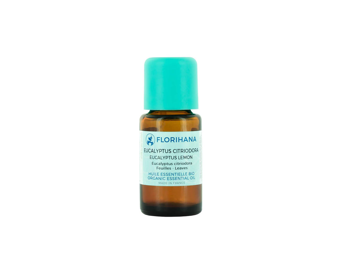 Eucalyptus Lemon Oil | Organic | 15g (17.65ml) - Petal and Stem