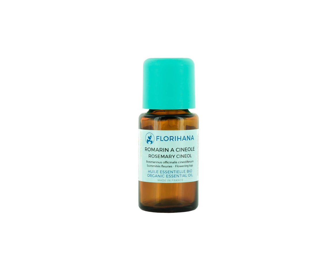 Rosemary Cineol | Organic | 15g (16.76ml) - Petal and Stem