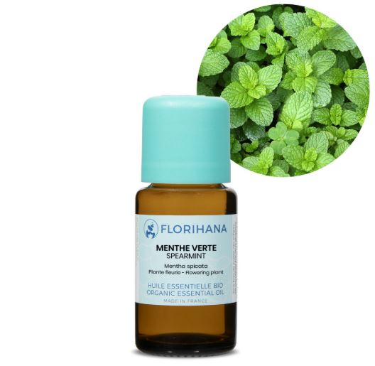 Spearmint Essential Oil | Organic | 15g (18.29ml)