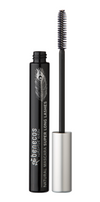 organic mascara long lashes cruelty free - carbon black