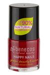 Vegan Nail Polish benecos vintage red
