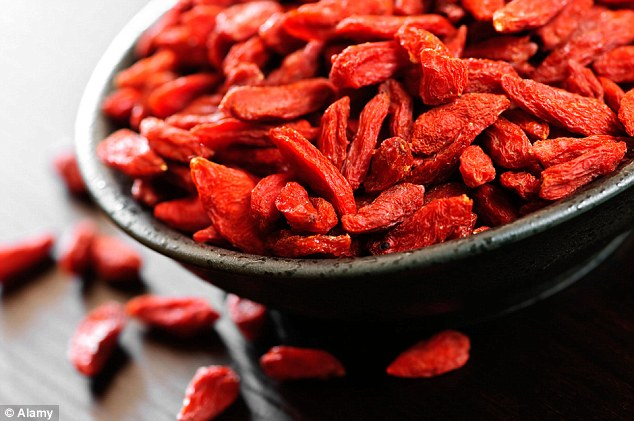 Naturya Organic Sun-dried Goji Berries