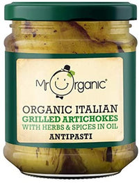 Mr Organic Grilled Artichokes