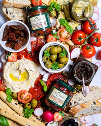 Mr Organic Italian Sundried Tomatoes With Capers & Herbs in Oil
