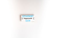 Peppersmith Dental Gum - English Spearmint