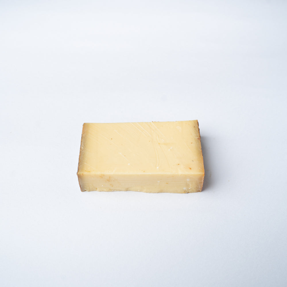 A 200g wedge of perfectly aged 24 month Comté cheese.