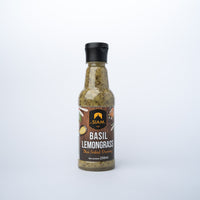 A bottle of deSiam Lemongrass Dressing 250ml.