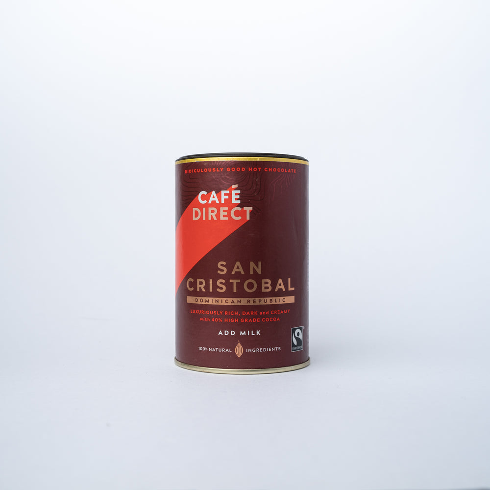 Cafe Direct Drinking Choc San Cristobal 250g