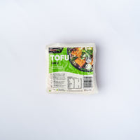 A pack of Nutrisoy Spicy Tofu 200g.