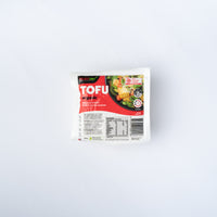 A pack of Nutrisoy Organic Tofu 350g.
