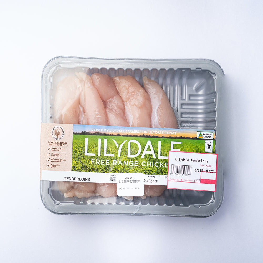 Lilydale Chicken Tenderloins