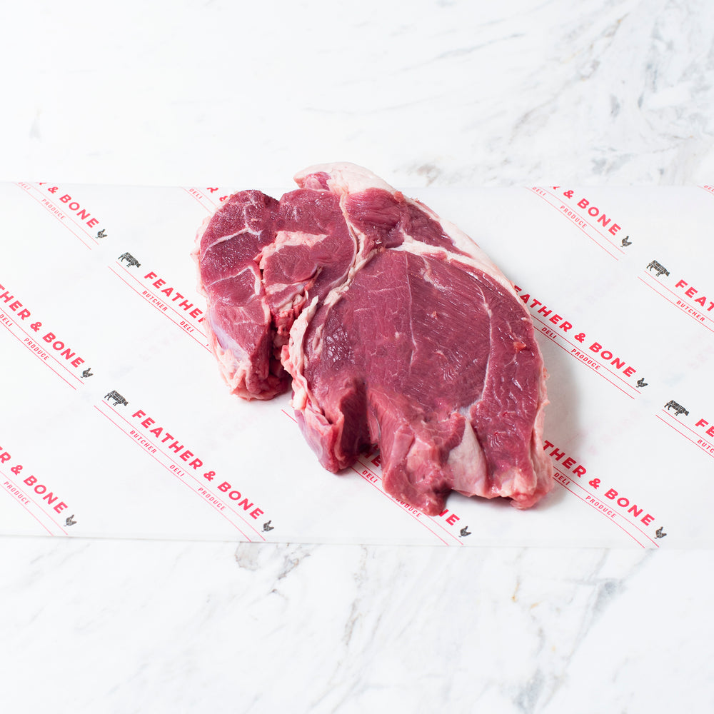 Grass Fed Lamb Steak 250g