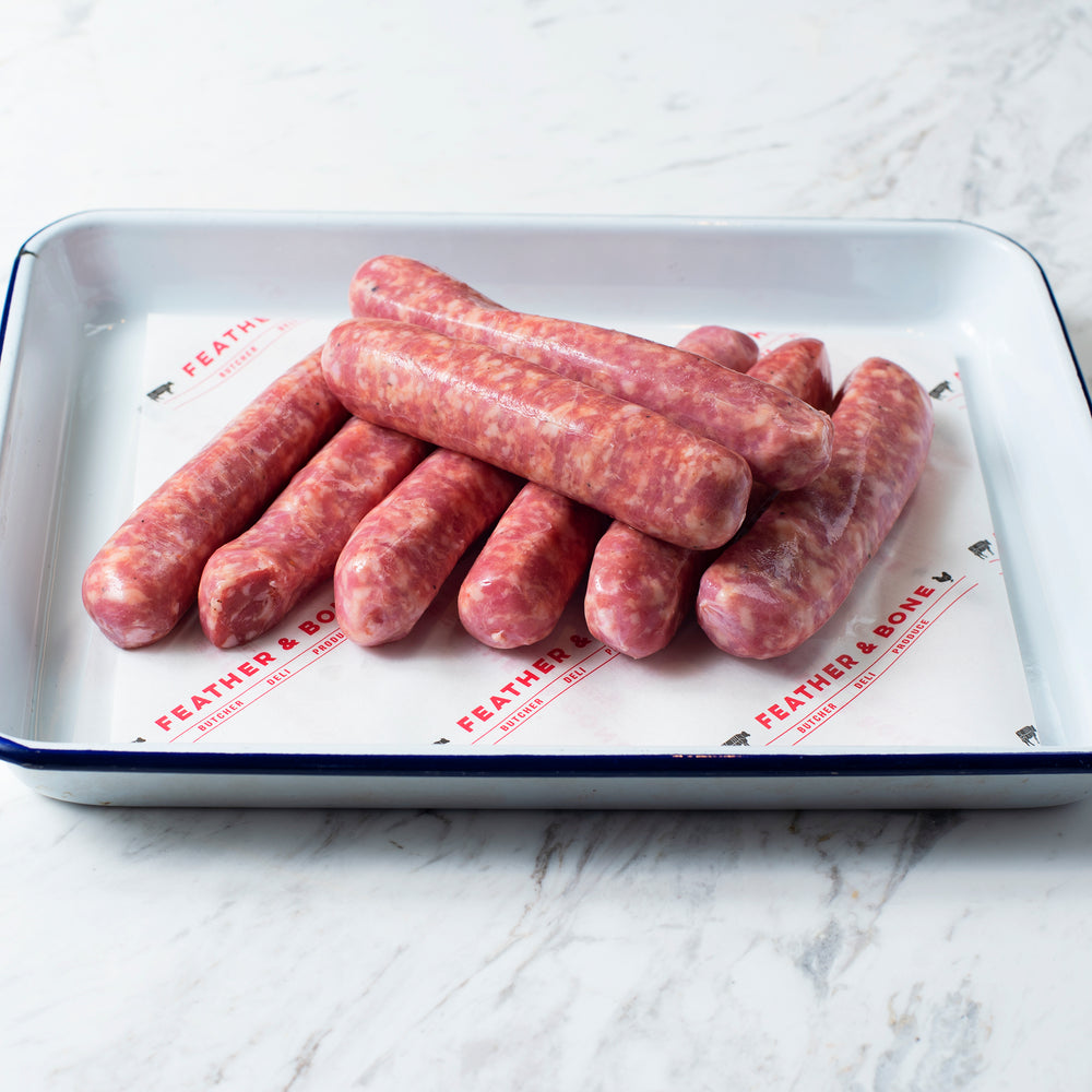 Chipolata Sausages 500g