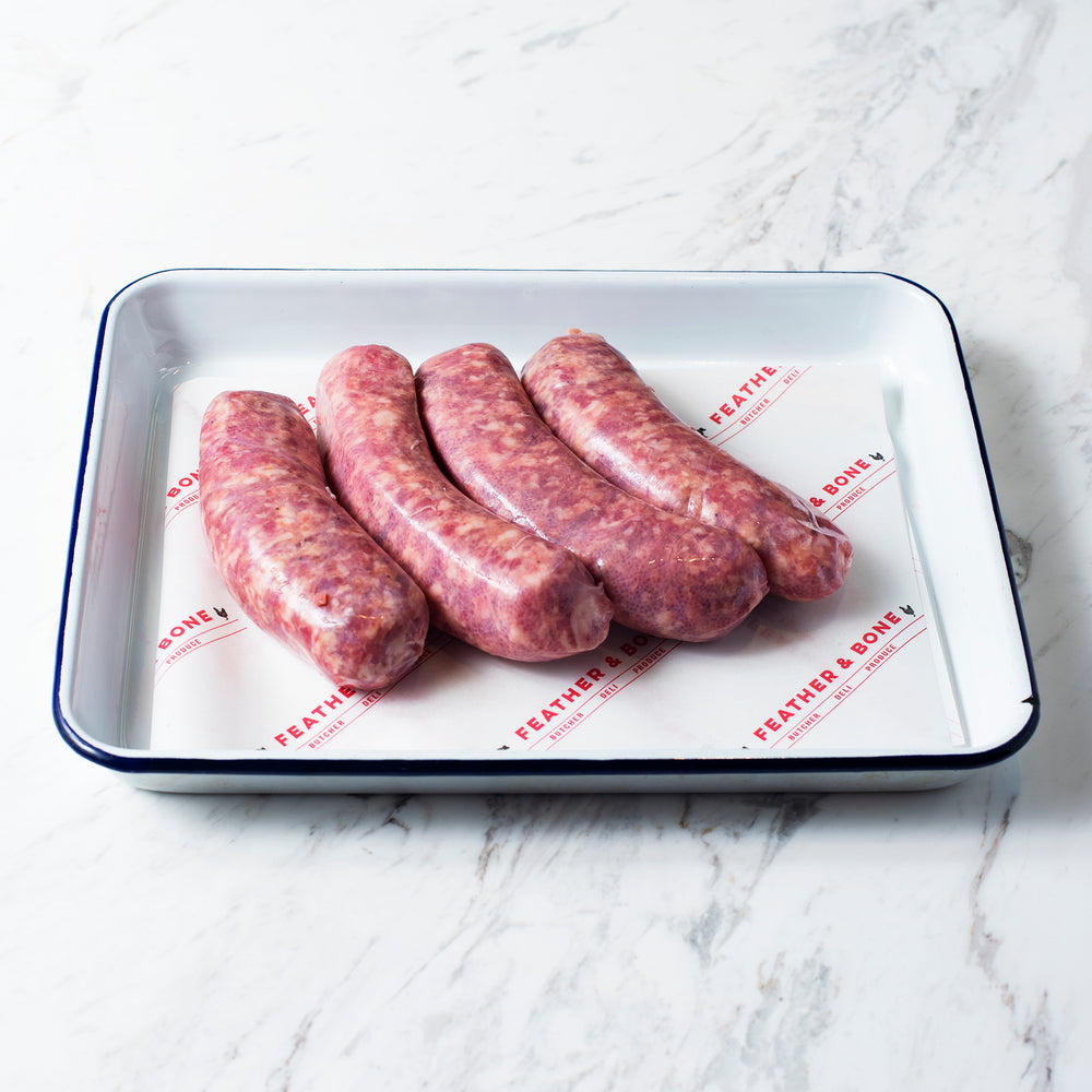 Toulouse Sausages 500g