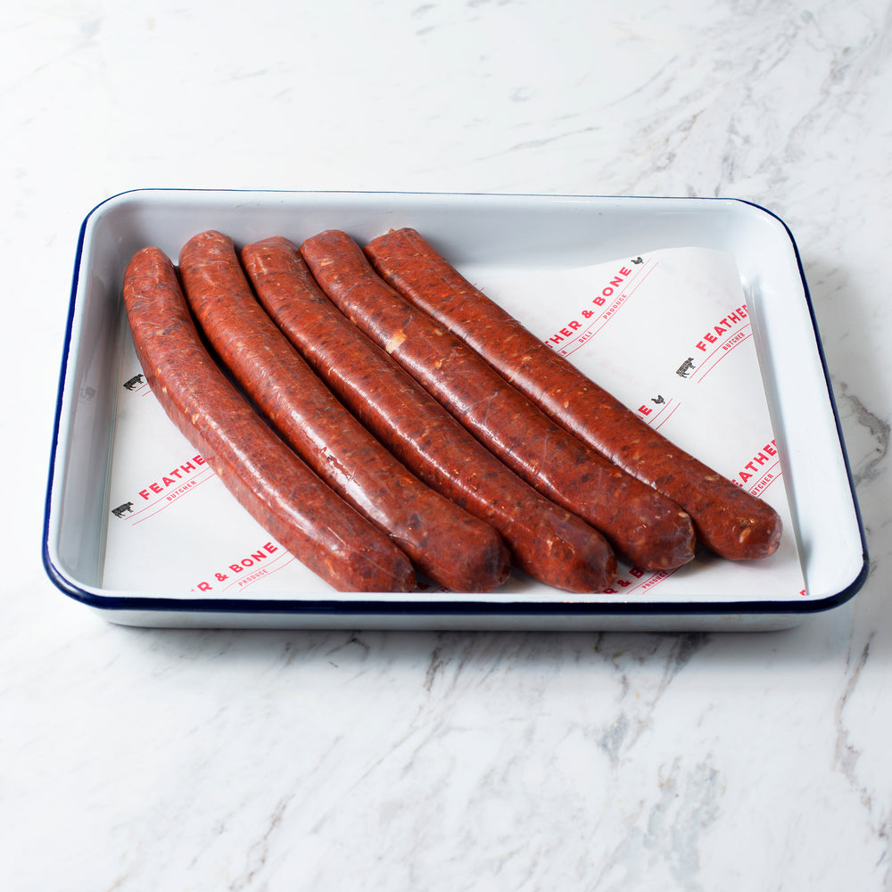 Merguez Sausages (Mutton & Beef) 520g
