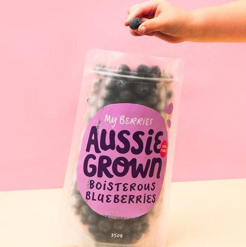 My Berries Boisterous Blueberries (Frozen) 350g