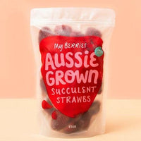 My Berries Succulent Strawbs 350g