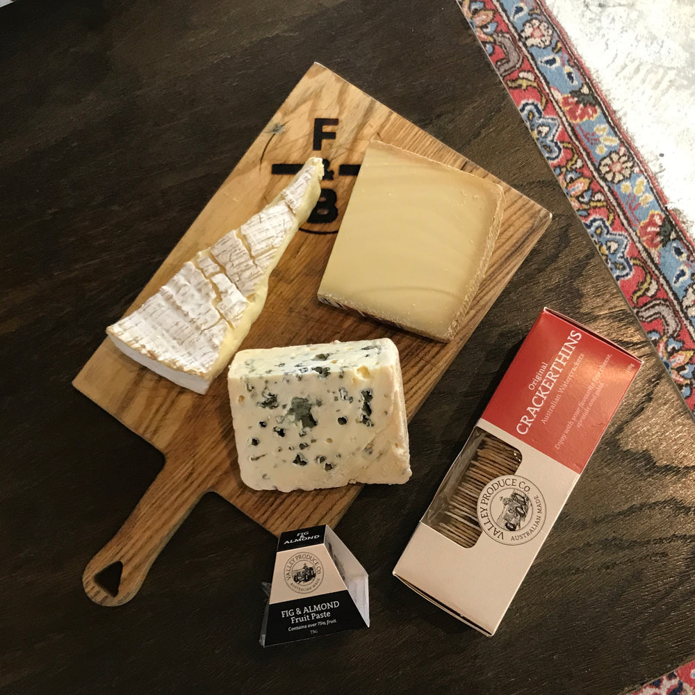 Mini Cheese Platter