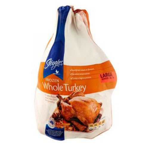 Steggles Frozen Turkey