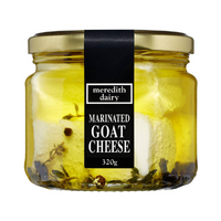Meredith Dairy Marinated Goat Cheese