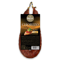 Berni Chorizo Fort 225g-Feather & Bone (2405224218682)