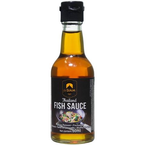 deSiam Fish Sauce 60ml-Feather & Bone (2404722540602)