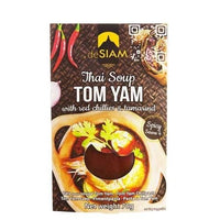 deSiam Tom Yam Instant Soup 70g-Feather & Bone (2404730798138)