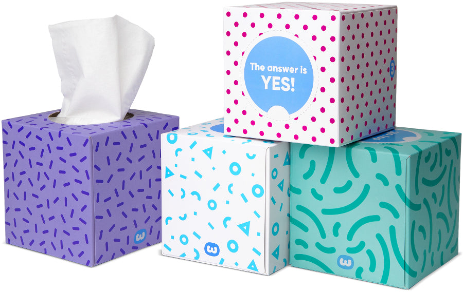 Who Gives A Crap Forest Friendly Tissues
