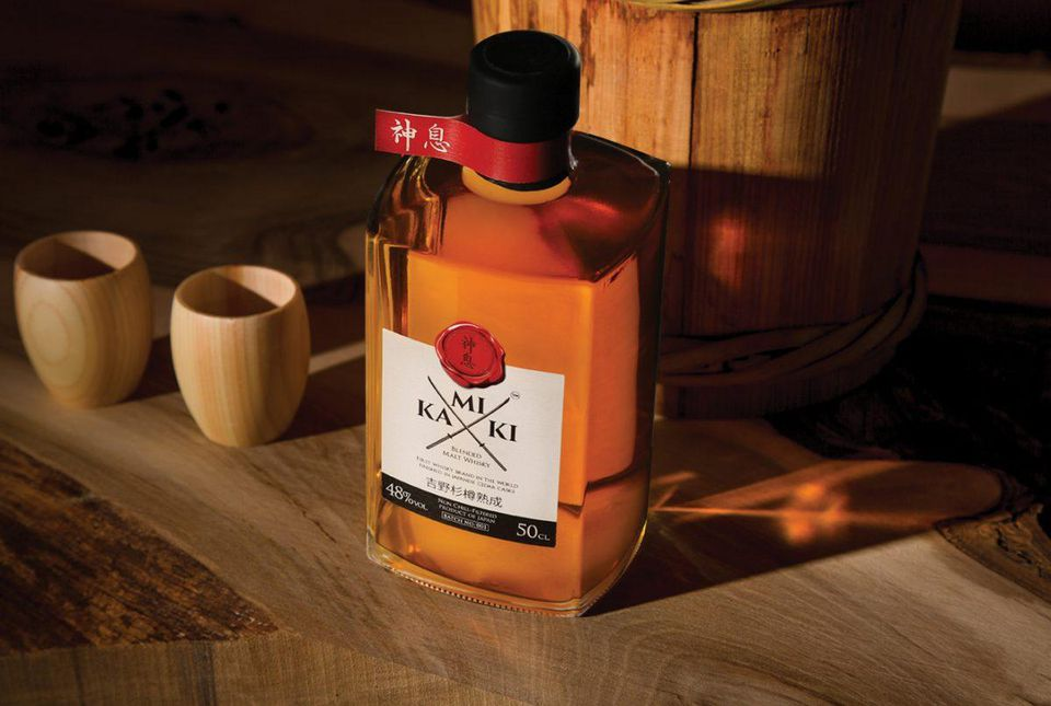 Kamiki Malt Whiskey