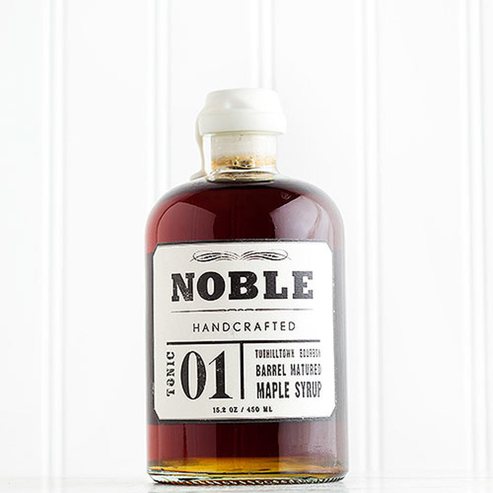 Noble Handcrafted Maple Syrup 450ml